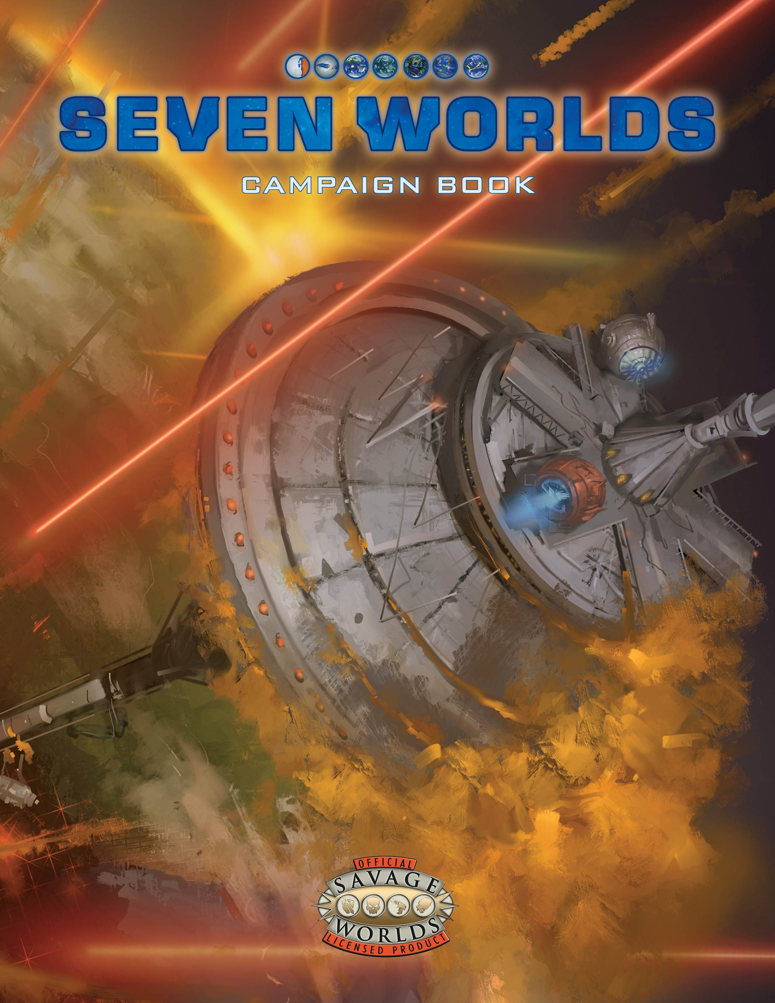 Seven Worlds Campaign Book