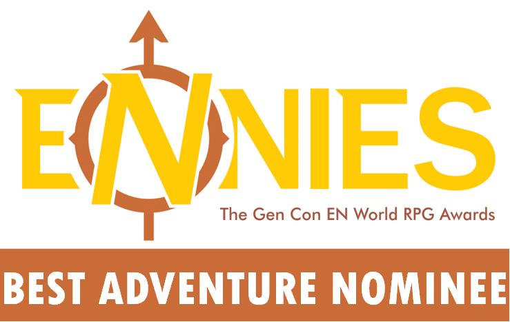 Ennie Award Nomination