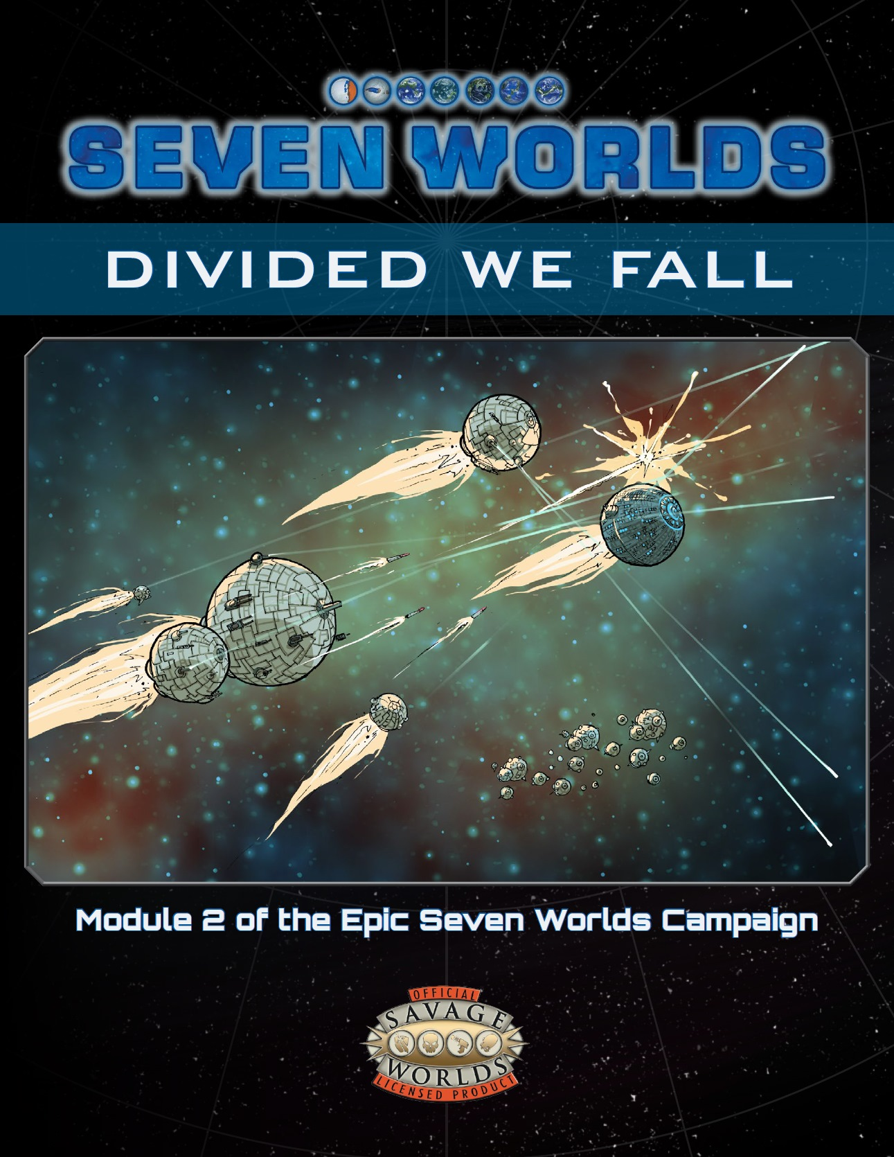 Module 2- Divided We Fall