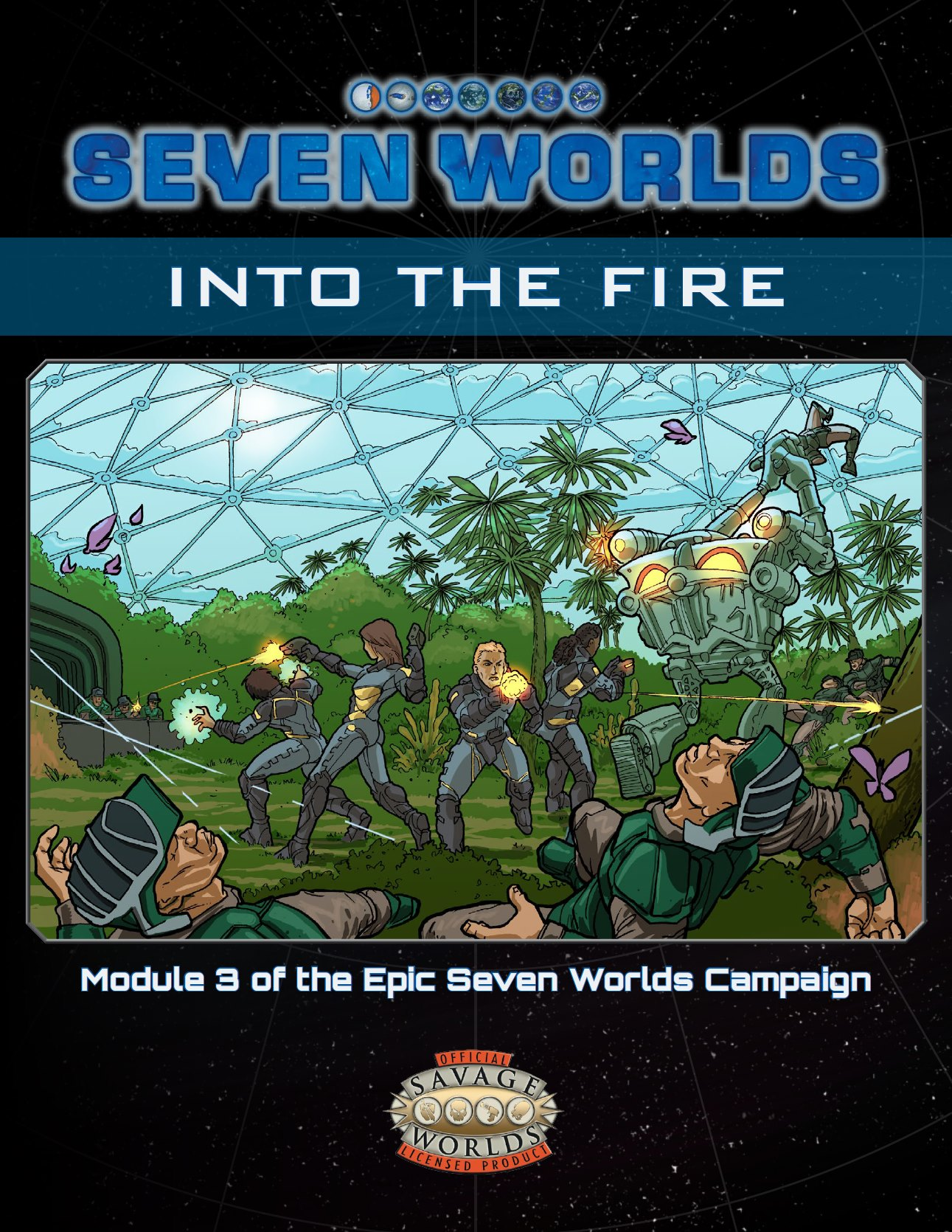 Module 3 - Into the Fire