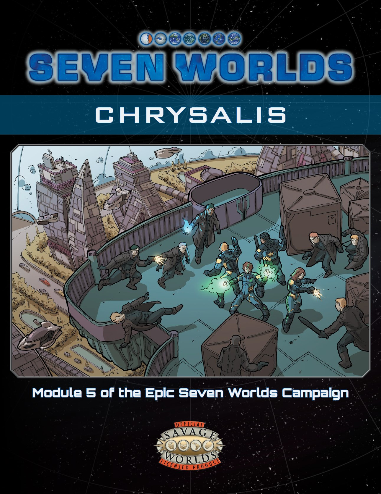 Module 5 - Chrysalis
