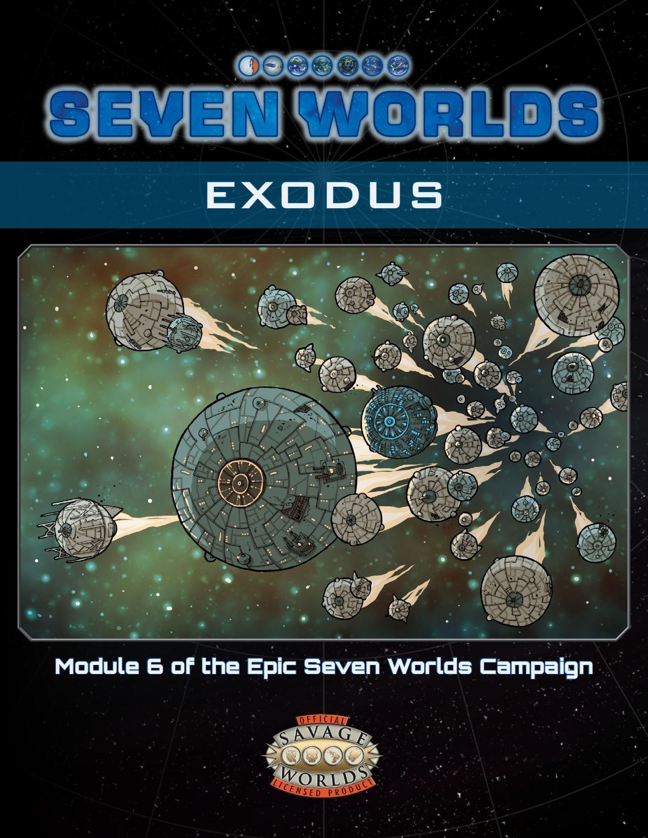 Module 6 - Exodus