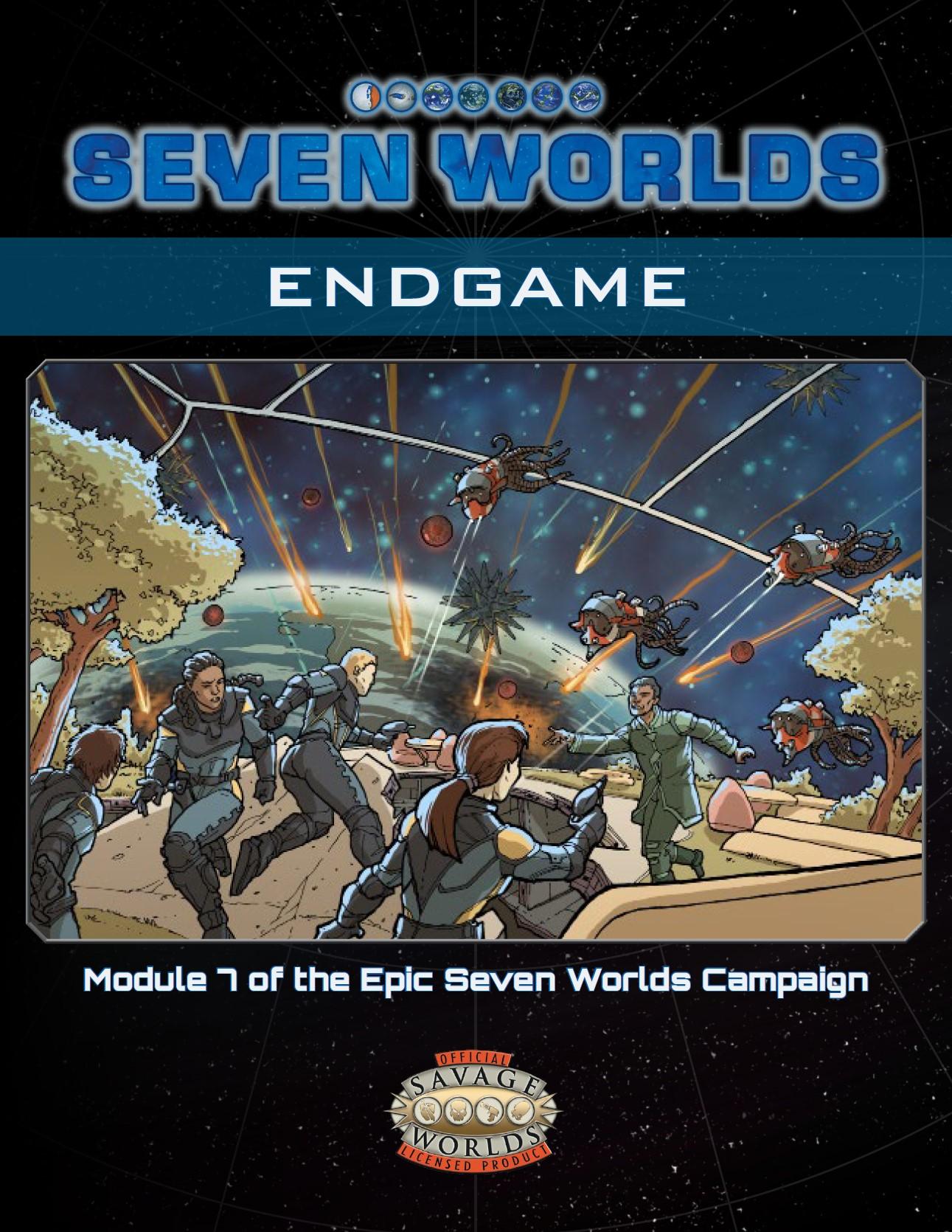 Module 7 - Endgame